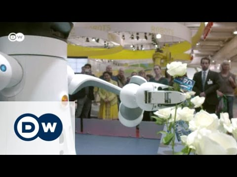 Robotics - Impacting the workplace (1)