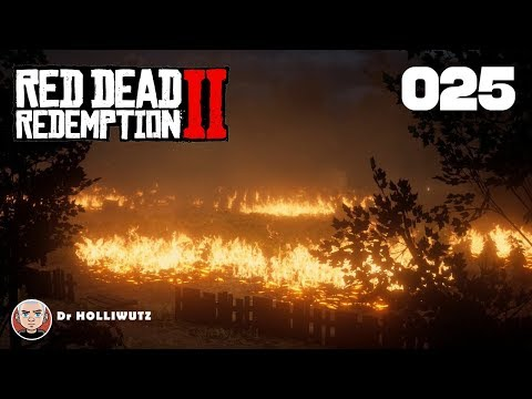 Red Dead Redemption 2 gameplay german #025 - Keine gute Tat [XB1X] | Let's Play RDR 2