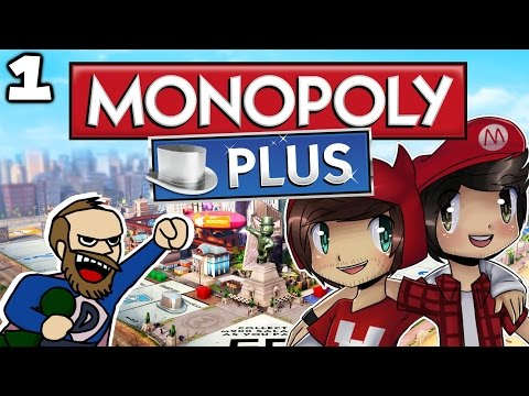 Welcome back to Monopoly! (Monopoly Plus w/ Friends - Episode 1)