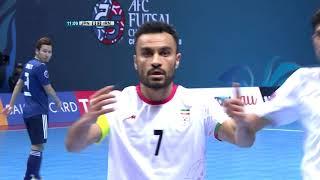 Japan 0-4 IR Iran (AFC Futsal Championship 2018: Final)