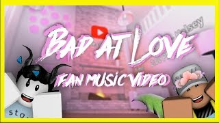 Bad at Love - Halsey | ROBLOX Fan Music Video