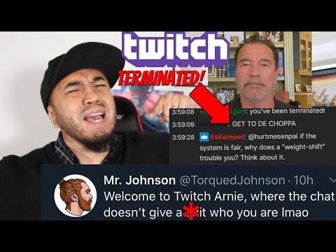 Arnold Schwarzenegger SPEAKS OUT to TWITCH TROLLS! & Most FAMOUS MOMENT in FGC History gets REDONE!
