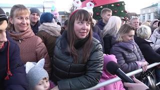 2019-12-24 г. Брест. Открытие главной елки. Новости на Буг-ТВ. #бугтв