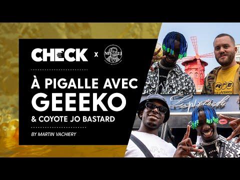 Youtube: À Pigalle avec Geeeko & Coyote Jo Bastard