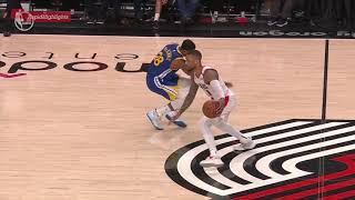 GS Warriors vs Portland Trail Blazers - Game 4 | Full Game Highlights | May 20, 2019 | NBA Playoffs