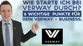 Verway AG - Wie starte ich bei durch ? | Simeon Wilhelm | Ilhan Dogan