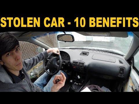 Top Benefits Of Having Your Car Stolen YouTube - Stolen car