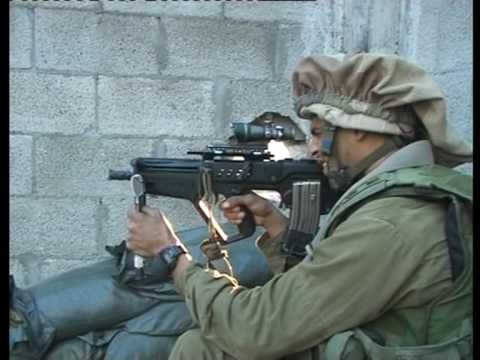 Israeli Army's New Home-grown Weapon Of Choice