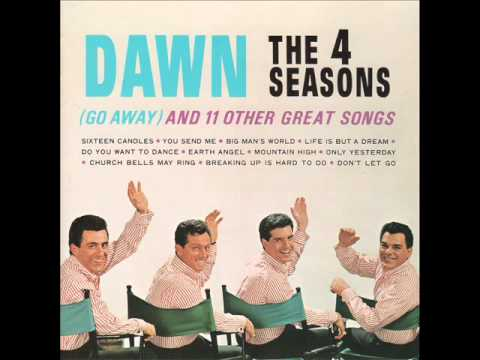 Dawn (Go Away) IN TRUE STEREO | The Four Seasons
