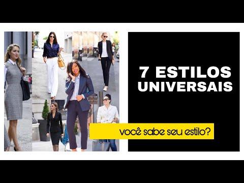 7 ESTILOS UNIVERSAIS - Vitória Portes