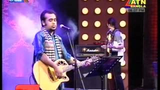 tomake ashtei hobe - JOY SHAHRIAR-Live performed in ATN Bangla