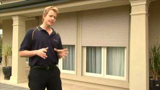 6. Window Roller Shutters By Australian Outdoor Living
