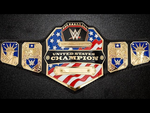 WWE United States Championship History ( 1975 - 2017 )