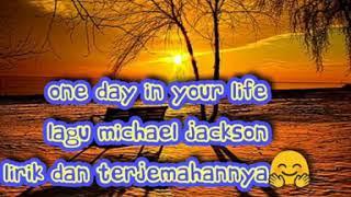 #mega_ayu_nazwa_safitri_NAZWA One Day in Your Life  Lagu Michael Jackson  lirik+terjemahannya🤗