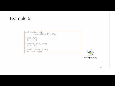 Python Programming Tutorial -17- Function Part 5
