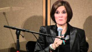 Mary Matalin and James Carville take questions at Concordia College