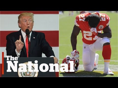 Download Youtube: Trump bashes NFL players as protests grow | 'This has nothing to do with race'