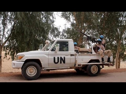 Four UN peacekeepers killed in central Mali mine blast