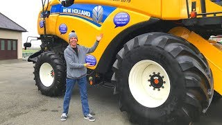FTMTA 2019 Farm Tractors & Machinery Show Punchestown IRL