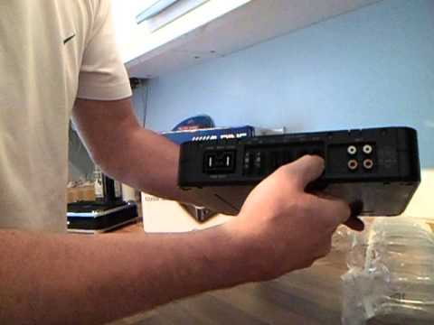 Alpine Pdx F4 Pdx M6 Amplifier Unboxing Video