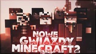 7 NOWYCH GWIAZD MINECRAFT 2!