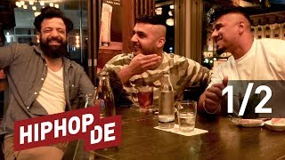 "Kurdo & Majoe: Geld-Tricks, Irak, ""Blanco"", Farid Bang, Joznez, Ribéry, Fame uvm (Interview) #waslos"