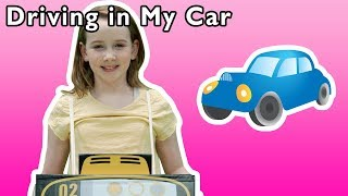 Driving in My Car + More | Mother Goose Club Playhouse Songs & Rhymes