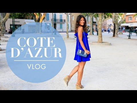 South of France & Speaking Russian | Mimi Ikonn Vlog