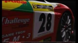 PS2 - Ferrari Challenge Trofeo Pirelli - Intro