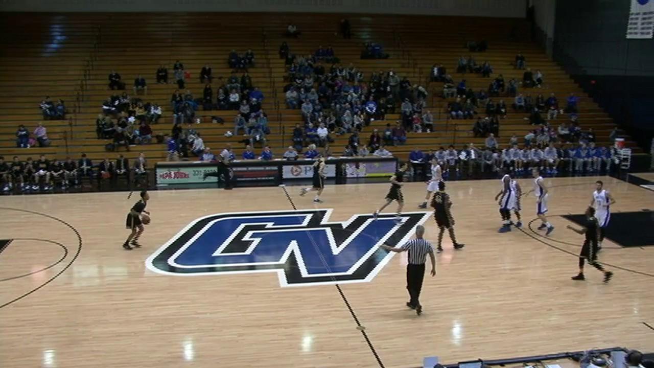GVSU Men's Basketball vs. Ohio Dominican - YouTube