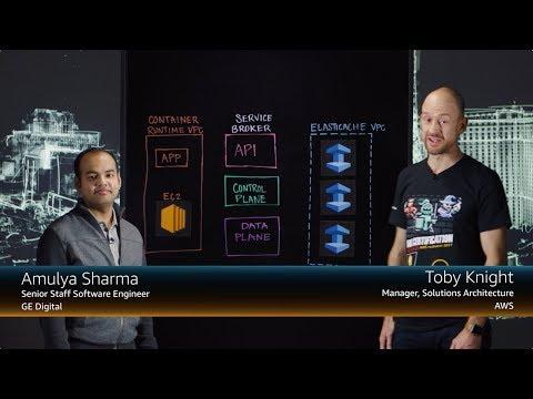 GE Predix Platform: Using AWS Elasticache with Open Service Broker