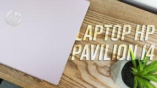 Đánh giá chi tiết HP Pavilion 14