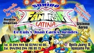 LA CUMBIA DEL PACURRO 2012 GRUPO LA CUMBIA EN VIVO SONIDO FANTASIA LATINA DJ CARLOS