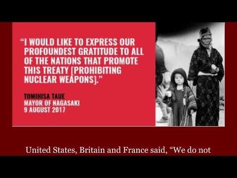 Self-study on nuclear weapons - Part 5 - August 2017