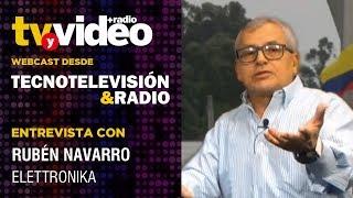 Entrevista: Rubén Navarro de Elettronika