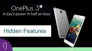Hidden Features of OnePlus 3T