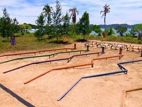 Survivor: Blood vs. Water - Immunity/Reward Challenge:Ram-Ball On