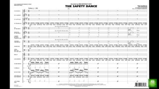 The Safety Dance arranged by Jay Bocook