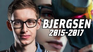 Bjergsen Zed 2015-2017 | Best Plays & Moments