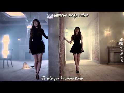 Davichi (Feat.Verbal Jint)-Be Warmed MV [Sub Español+Hangul+Romanización+KARAOKE]