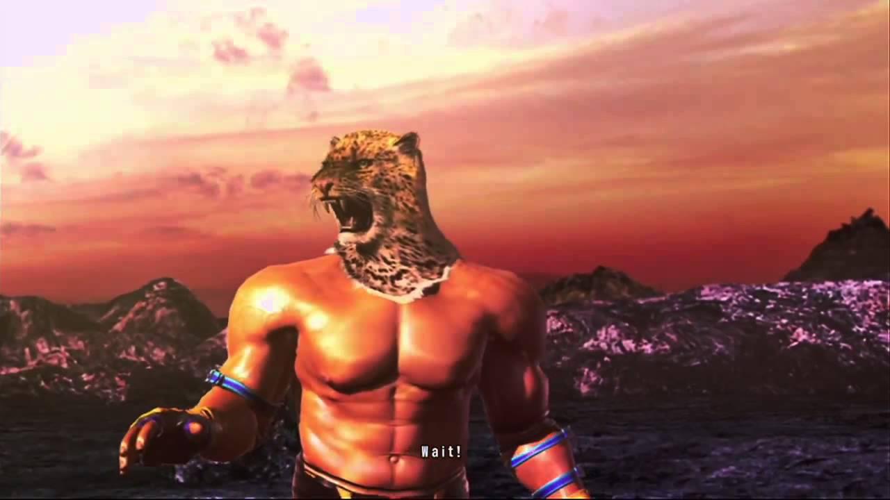 Tekken 5 Dark Resurrection Armor King Ending Youtube