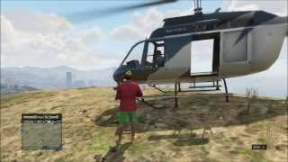 gta 5 online how to get a helicopter delivered to you instantly