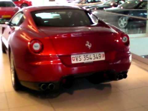 Ferrari 599 gtb fiorano f1 hd video munsterhuis ferrari for F1 bordeaux