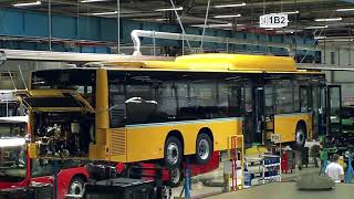 MAN Bus Production
