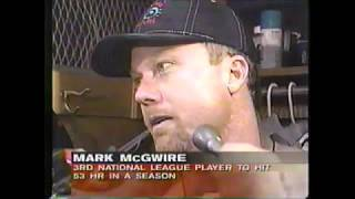 Sportscenter August 24th, 1998 (ESPN)