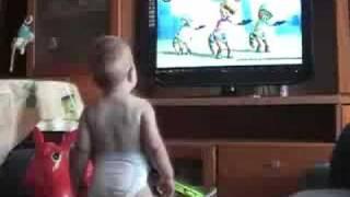 Jakarta - One desire (con un bebé de verdad) (with a real baby)(Un bebé de 16 meses bailando Jakarta - One desire., 2008-08-07T07:34:00.000Z)