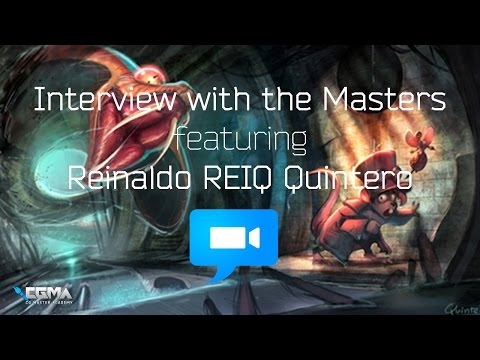 Interview With the Masters | Featuring Reinaldo REIQ Quintero