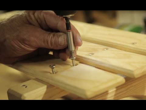 Wooden Sled Maker – Marc Besnier