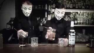 Master and Novice Stir.... AnonzmouS Bar..training in progress..