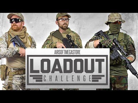 DMR / Sniper LoadOut Challenge Three Way   Airsoftmegastore.com